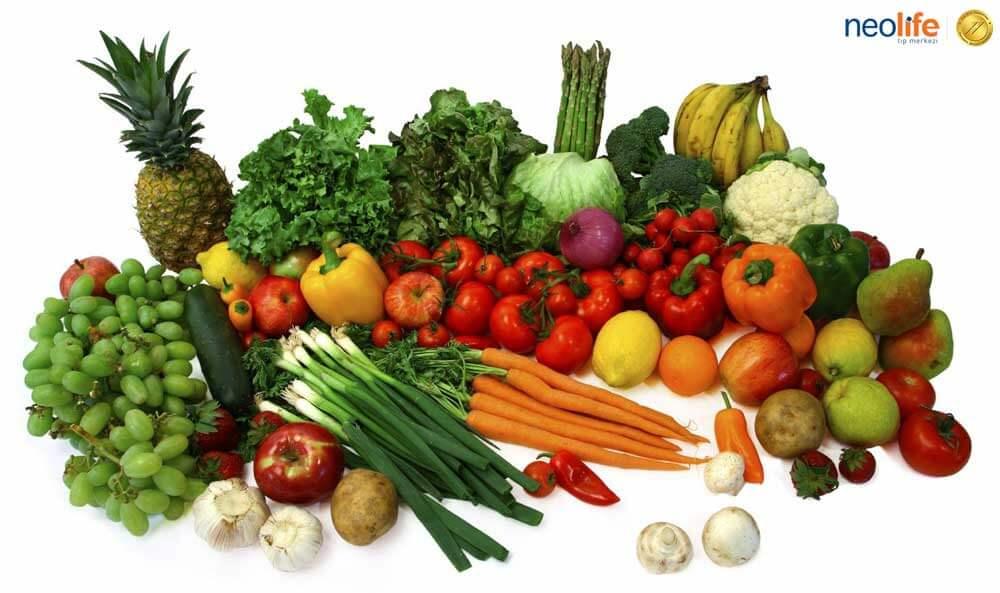 Kanser hastalarının diyet listesi